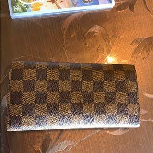 Louis Vuitton Bags - ❤️Louis Vuitton ebene emilie wallet w box